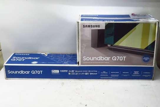 Samsung HW-Q70T 330W 3.1.2-Channel Soundbar System image 2
