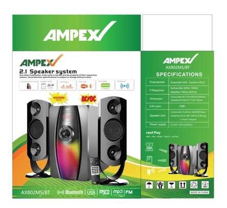 Ampex Ax803 2.1ch Bt Woofer image 1