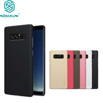 Nillkin Super Frosted Shield Matte cover case for Samsung Galaxy Note 8 image 2