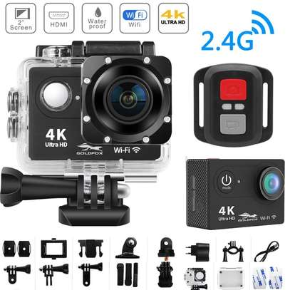 Action Camera H9R Ultra HD 4K