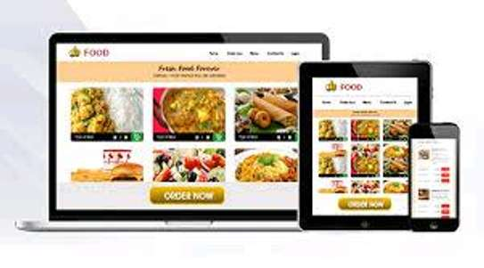 Multivendor Food Ordering System and Apps