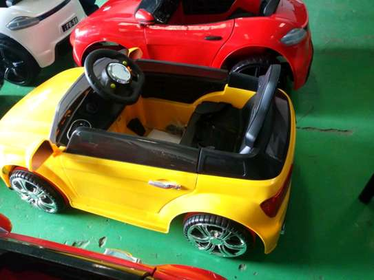 Kids Drive Toy vehicles image 1