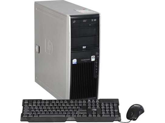 HP Workstation Core2duo image 1
