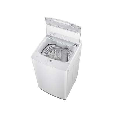Redmi Full Automatic WASHING MACHINE 8KG color white A1 image 1