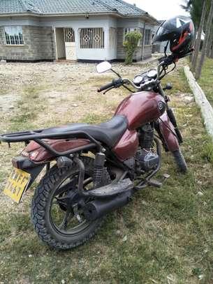 Keeway motorcycle scooter image 4