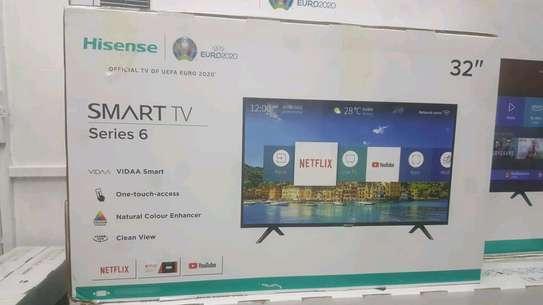 Hisense 32inch smart tv image 1