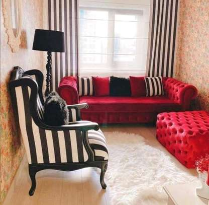 3 SEATER CHESTERFIELD SOFA FOR SALE IN NAIROBI image 1