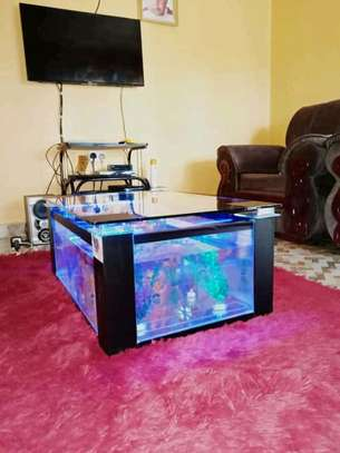 Coffee Table Aquariums. image 13