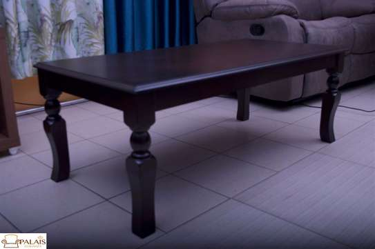 Cali Wooden Coffee Table image 2
