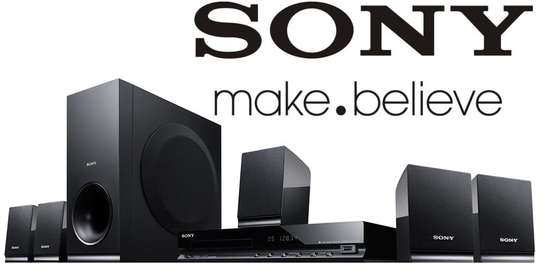 Sony Tz 140 Sony home theater image 1