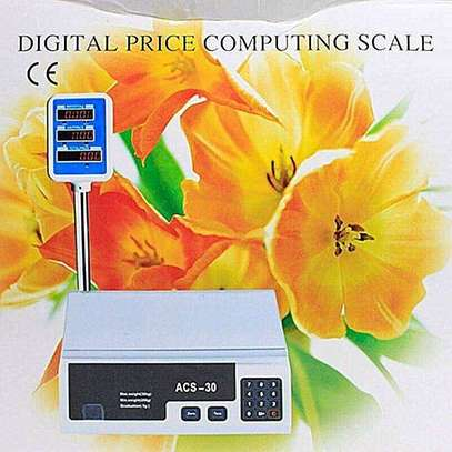 Generic Digital ACS 30 Weighing Scale image 1