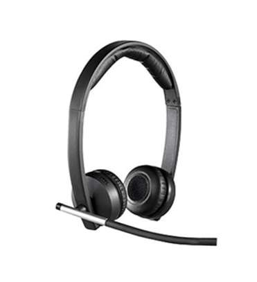 Logitech H820e Wireless Headset - Dual image 1