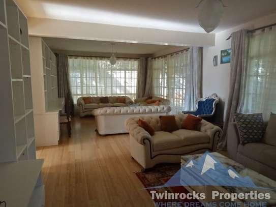 Furnished 4 bedroom house for rent in Karen image 15