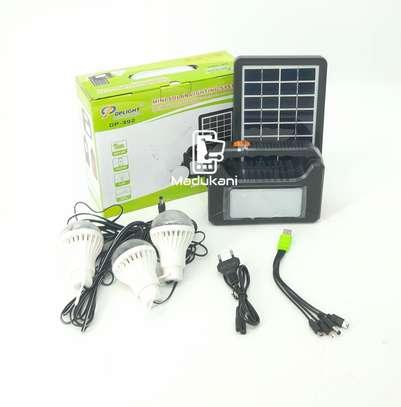 DPLIGHT DP392 Solar Home Lighting System image 3
