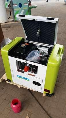 8kva three phase Kicho Japan power generator image 1