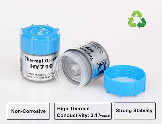 Thermal Paste High Performance Heatsink Compound CPU GPU LED