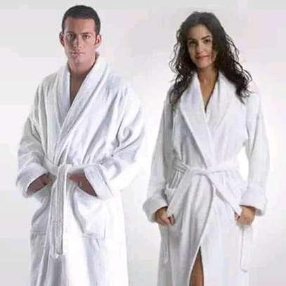 Bathroom robes image 1