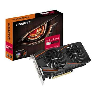 Gigabyte Technology GIGABYTE Radeon RX 580 GAMING 8GB Graphics Card