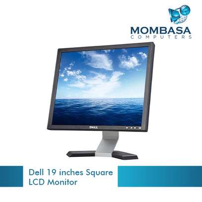 "19"" Square Dell Monitor"