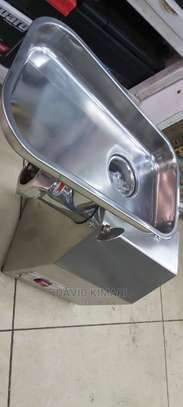 Meat Mincing Machine With 150kg /Hour Capacity image 2