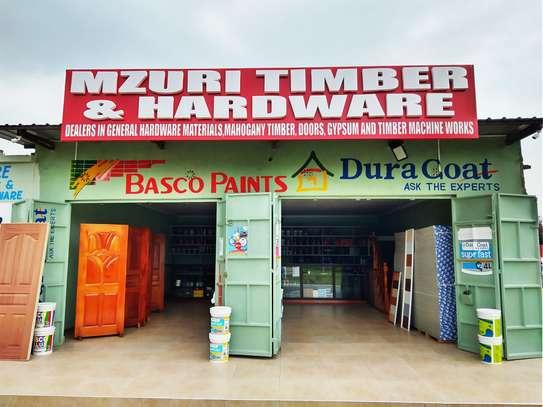 Mzuri Timber & Hardwre image 1