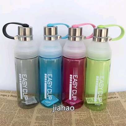 Easy cup water bottle 650ml image 1