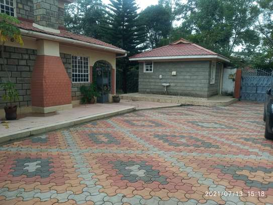 4 bedroom home to let in Muthaiga north image 7