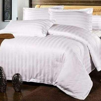 Pure white pure cotton sheets image 2