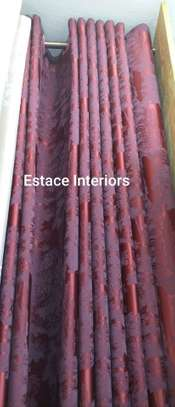 HEAVY FABRIC ADORABLE CURTAINS