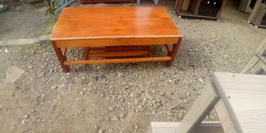 Mahogany Table image 1