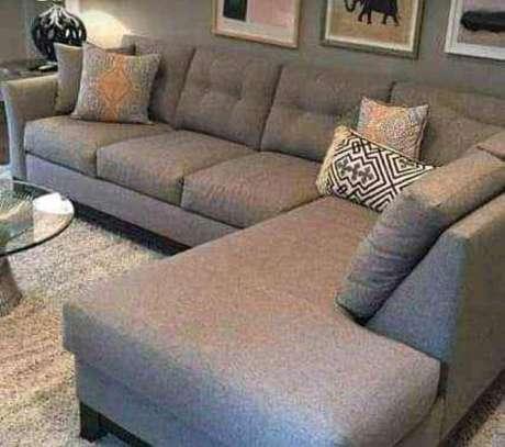 Stylish L shape sofas image 8
