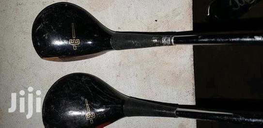 Assortment Of Golf Clubs. image 7