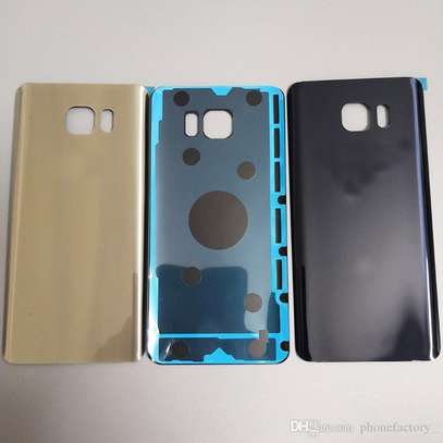 Battery Cover Replacement Back Door Housing Case For Samsung Galaxy Note 5 image 6