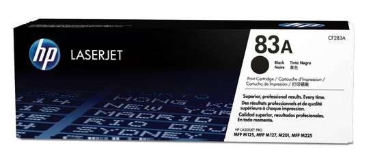 HP 83A Black Original LaserJet Toner Cartridge image 1