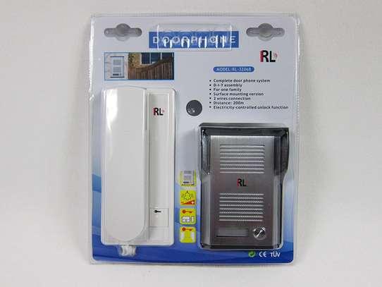 Audio door phone (intercom) image 1