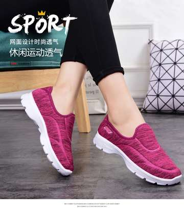 Womens Lovely Sneaker Shoes image 4