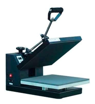Flat Digital Press Stamping Machine image 1