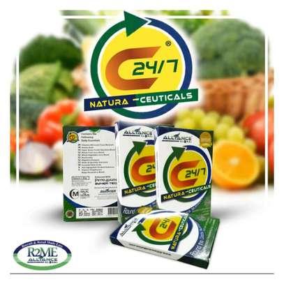 C24/7 Immune System Booster-10v/Caps image 1