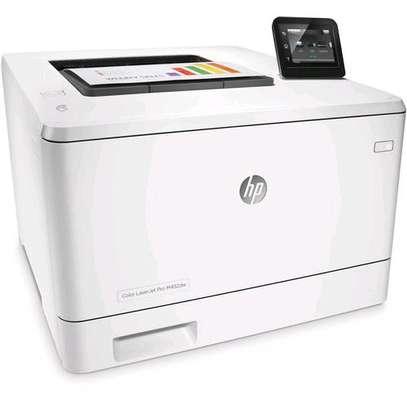 HP Color LaserJet Pro MFP M477fdw Print Copy Scan Fax Email Wireless Printer image 2