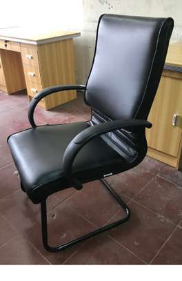 OFFICE VISITOR H-RANGE CHAIR