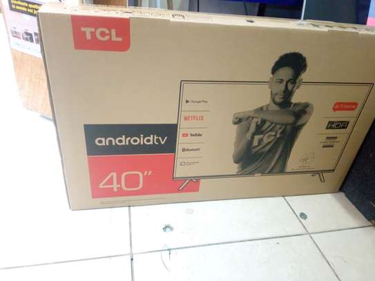 40 inches tcl android smart tv