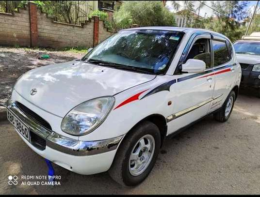 Toyota Duet KBC 806Q on sale contact josphat for more information image 2