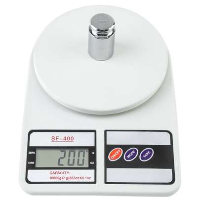 Digital LCD Postal Tabletop Scale Precise Shipping Mail Packages Weight image 1