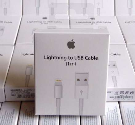 Apple Original Iphone Lightning Charging Cable image 3