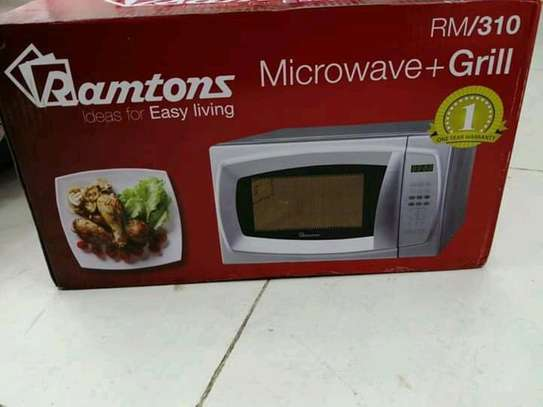 Ramtons microwave + grill