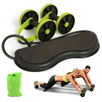 Double Gym Roller