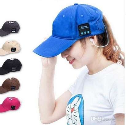 Bluetooth caps/hat image 1