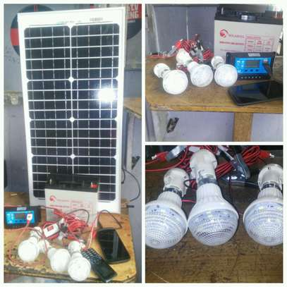 SOLAR LIGHTING HOME KIT