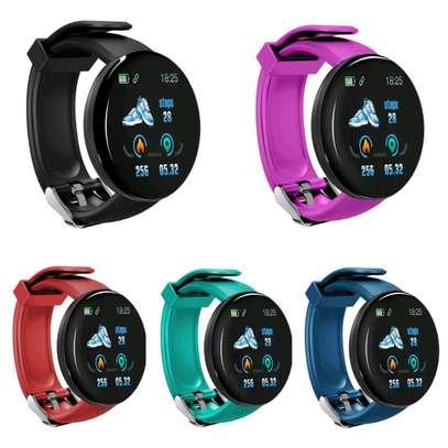 D18 smart watch image 1