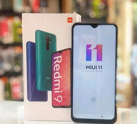 Xiaomi Redmi 9 32GB brand new and sealed in a shop image 1